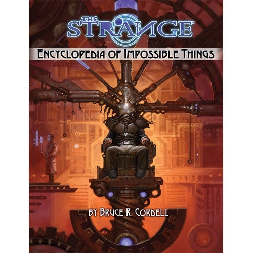 The Strange - Encyclopedia of Impossible Things available at 401 Games Canada
