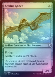 Aesthir Glider (Foil) (DOM) available at 401 Games Canada