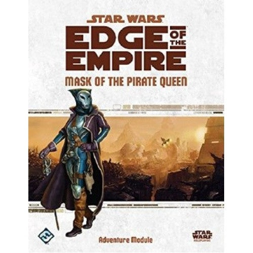 Star Wars: Edge of the Empire - Mask of the Pirate Queen - 401 Games