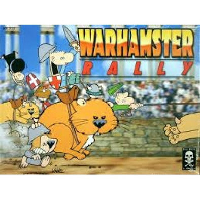 Warhamster Rally - 401 Games
