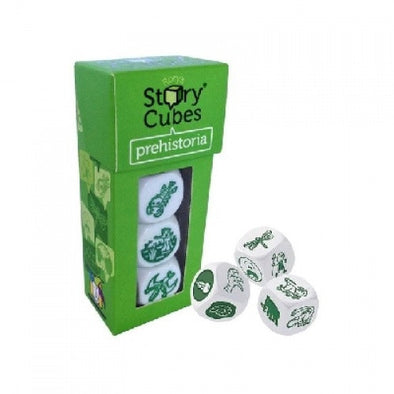 Buy Rory's Story Cubes - Prehistoria and more Great Board Games Products at 401 Games