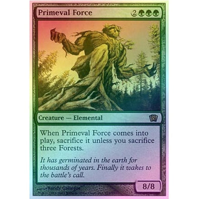 Primeval Force (Foil) - 401 Games
