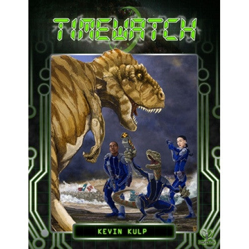 TimeWatch - Core Rulebook available at 401 Games Canada