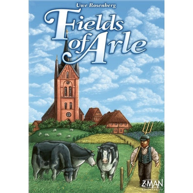 Fields of Arle - 401 Games