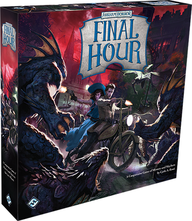Arkham Horror - Final Hour available at 401 Games Canada
