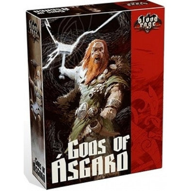 Blood Rage - The Gods of Asgard - 401 Games