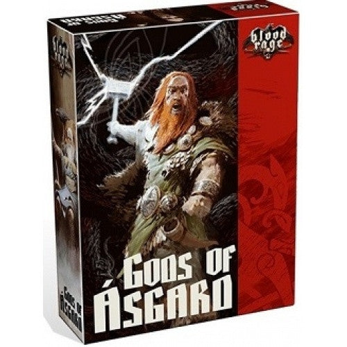 Buy Blood Rage - Gods of Asgard and more Great Board Games Products at 401 Games
