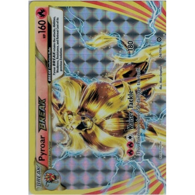 Buy Pyroar BREAK - 24/114 and more Great Pokemon Products at 401 Games