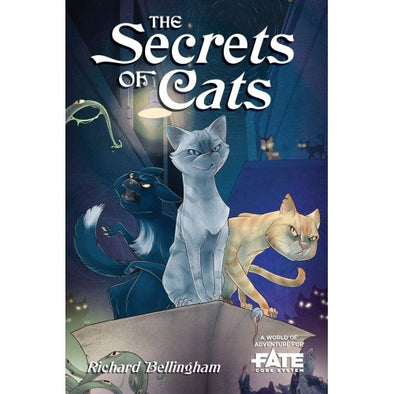 Buy Fate - The Secrets of Cats and more Great RPG Products at 401 Games