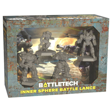 Battletech - Inner Sphere - Battle Lance available at 401 Games Canada