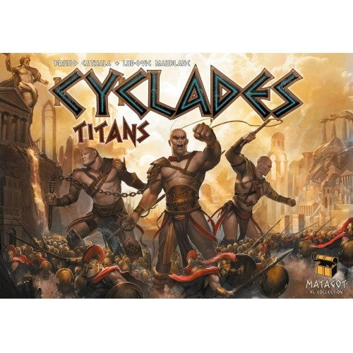 Cyclades - Titans - 401 Games