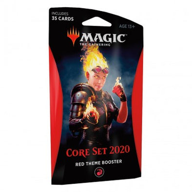 MTG - Core Set 2020 - Theme Boosters Red