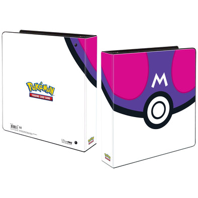 "Ultra Pro - Binder 2"" - Pokemon - Master Ball (Pre-Order) available at 401 Games Canada"