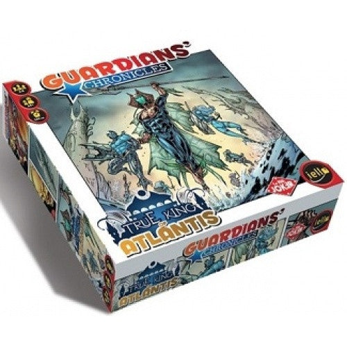 Guardians' Chronicles: True King of Atlantis (no restock) - 401 Games