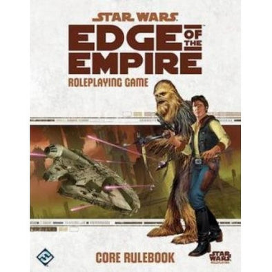 Star Wars: Edge of the Empire - Core Rulebook available at 401 Games Canada