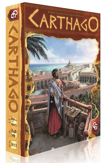 Buy Carthago and more Great Board Games Products at 401 Games