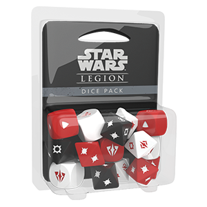 Buy Star Wars - Legion - Dice Pack and more Great Tabletop Wargames Products at 401 Games