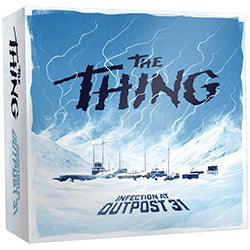 Buy The Thing - Infection at Outpost 31 and more Great Board Games Products at 401 Games
