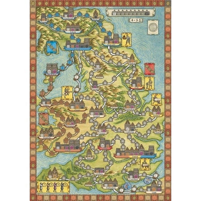 Hansa Teutonica - Britannia Expansion - 401 Games