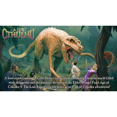 Age of Cthulhu - The Lost Expedition - 401 Games