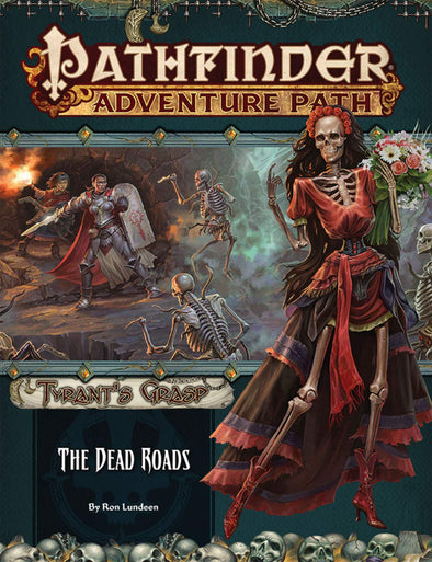 Pathfinder - Adventure Path - #139 The Dead Roads (Tyrant's Grasp 1 of 6)