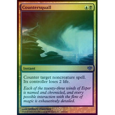 Countersquall (Foil) (CON) available at 401 Games Canada