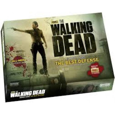 Walking Dead - The Show Board Game: The Best Defense AMC - 401 Games