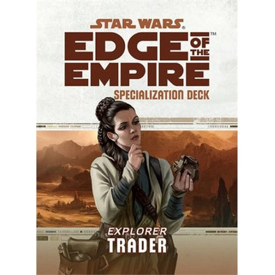 Buy Star Wars: Edge of the Empire - Specialization Deck - Explorer Trader and more Great RPG Products at 401 Games