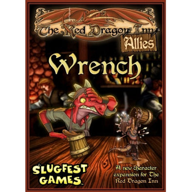 Red Dragon Inn Allies - Wrench - 401 Games