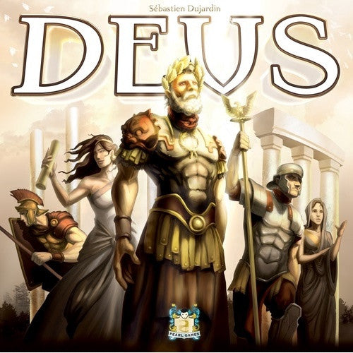 Buy Deus and more Great Board Games Products at 401 Games