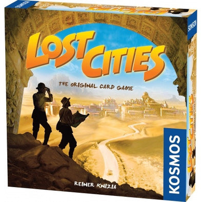 Lost Cities - Card Game - 401 Games
