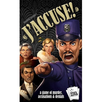 J'Accuse! - 401 Games