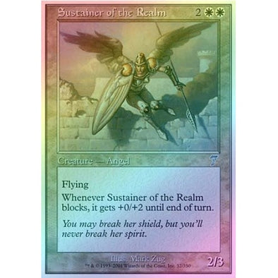 Sustainer of the Realm (Foil) - 401 Games