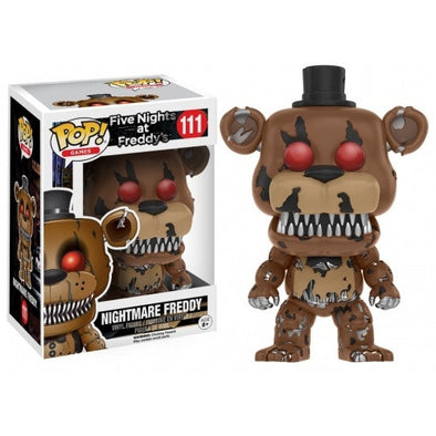 Pop! Five Nights at Freddy's - Nightmare Freddy - 401 Games