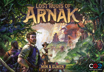 Lost Ruins of Arnak (Restock Pre-Order) available at 401 Games Canada