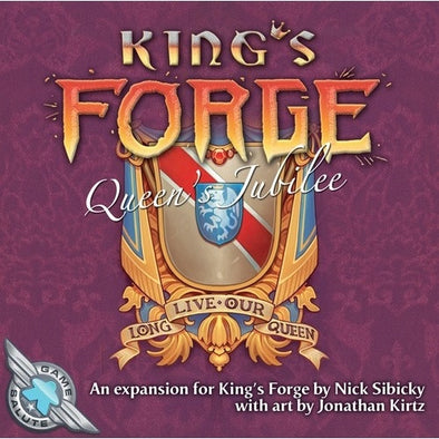 King's Forge - Queen's Jubilee Expansion available at 401 Games Canada