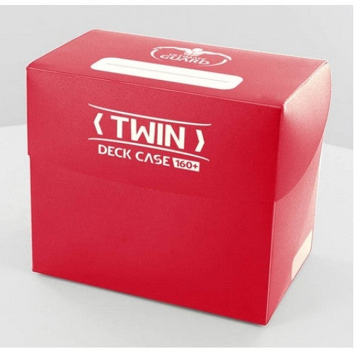 Ultimate Guard - Twin Deck Case 160+ - Red - 401 Games