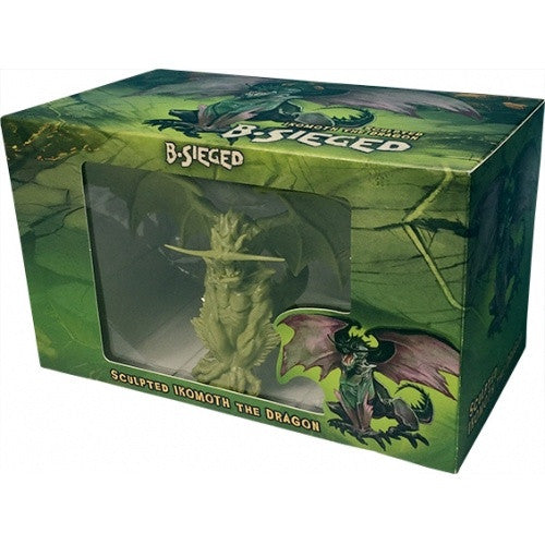 B-Sieged: Sons of the Abyss - Sculpted Ikomoth the Dragon - 401 Games