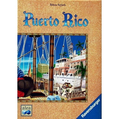 Buy Puerto Rico and more Great Board Games Products at 401 Games
