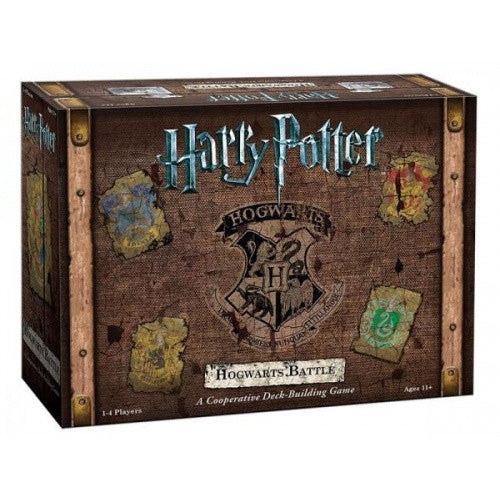 Harry Potter - Hogwarts Battle Co-Op DBG - 401 Games