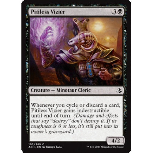 Pitiless Vizier (AKH) available at 401 Games Canada