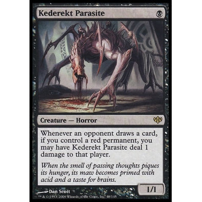 Kederekt Parasite (CON) available at 401 Games Canada