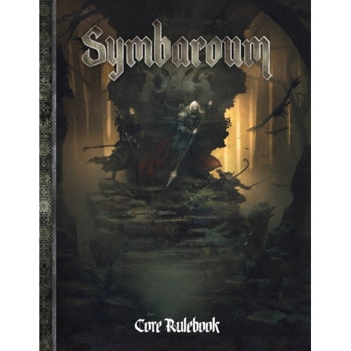 Symbaroum - Core Rulebook - 401 Games