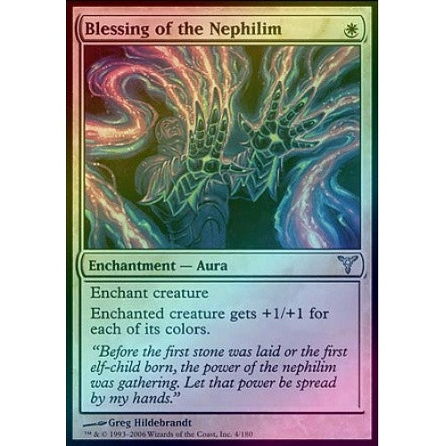 Blessing of the Nephilim (Foil) (DIS) - 401 Games