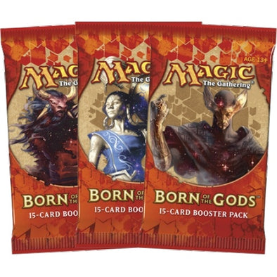 MTG - Born of the Gods Spanish Booster Pack - 401 Games