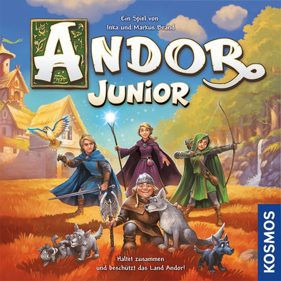 Andor Junior (Pre-Order) available at 401 Games Canada