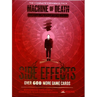 Buy Machine of Death: Side Effects Expansion and more Great Board Games Products at 401 Games