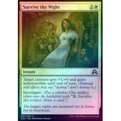 Survive the Night (Foil) - 401 Games