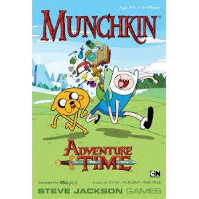 Munchkin - Adventure Time - 401 Games