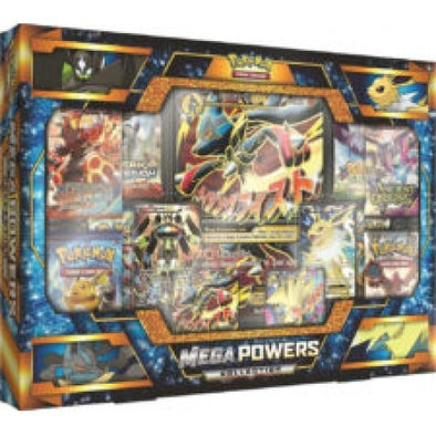 Buy Pokemon - Mega Powers Collection and more Great Pokemon Products at 401 Games
